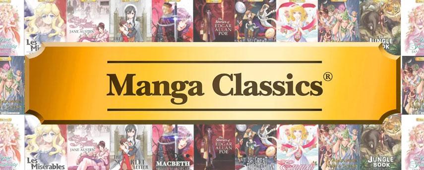 Manga Classics Logo
