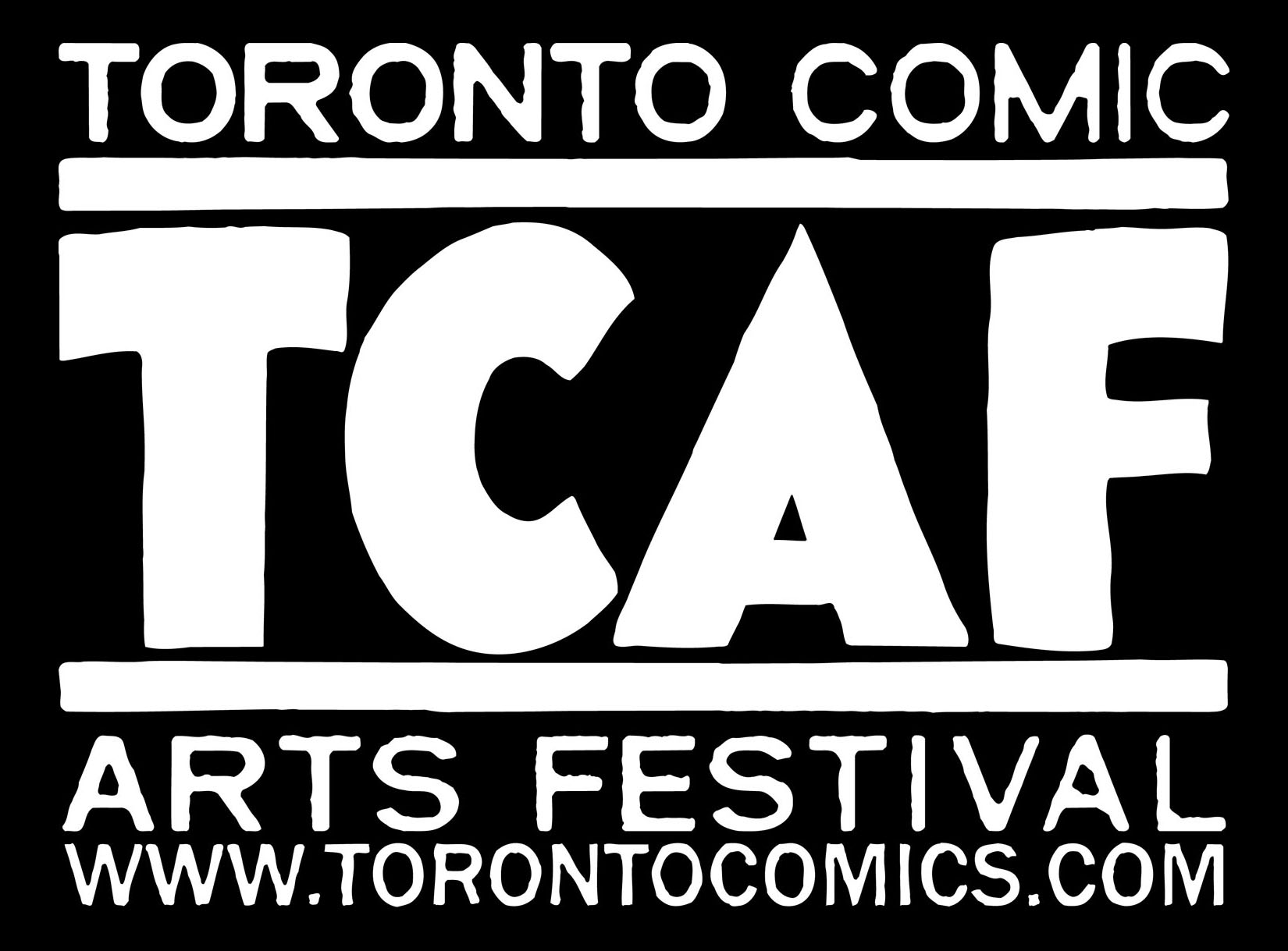 toronto comics and arts festival logo