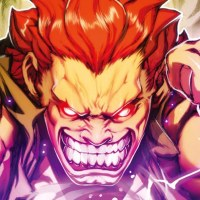 Comic Book Assignment Package: Street Fighter Origins - Akuma