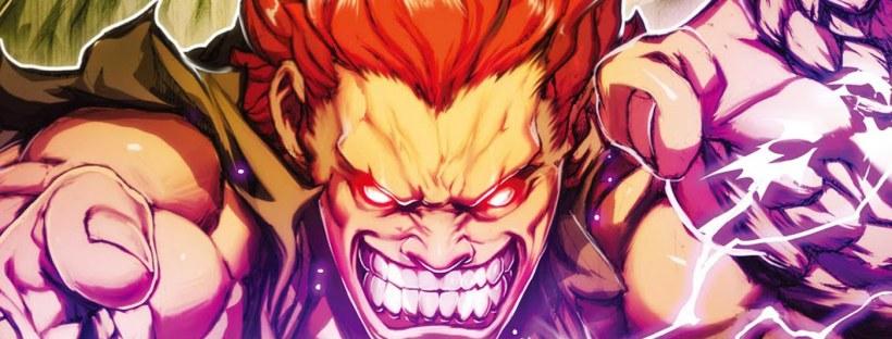 Comic Book Assignment Package: Street Fighter Origins – Akuma ...